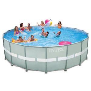 Intex 18 ft by 52 inch Above Ground Pool